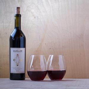 mueller cabernet sauvignon diamond mountain wine napa valley 2013